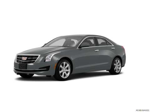 2016 Cadillac ATS for sale at Winchester Mitsubishi in Winchester VA
