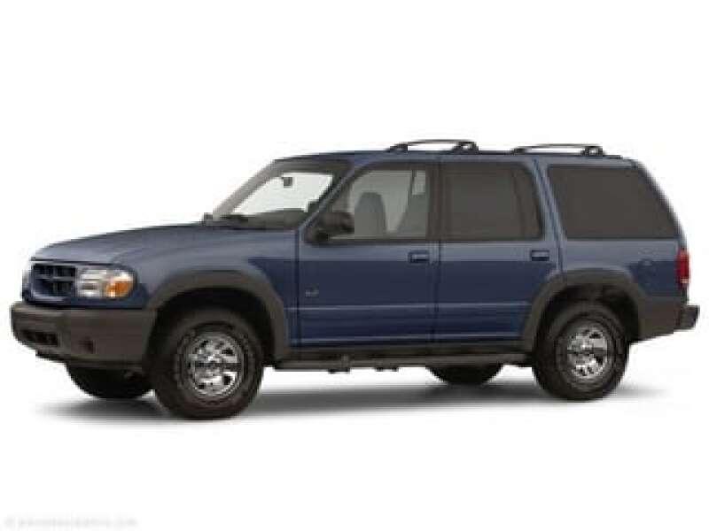 2000 Ford Explorer for sale at Winchester Mitsubishi in Winchester VA