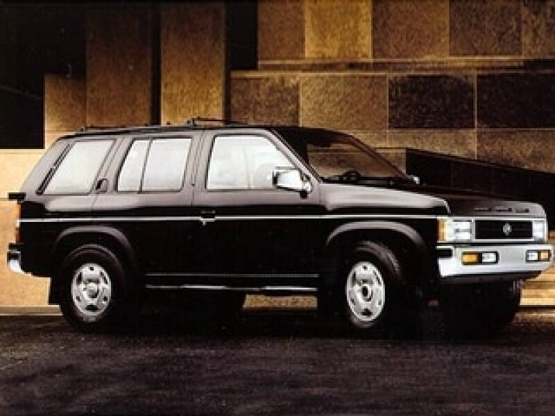 1995 Nissan Pathfinder for sale at Winchester Mitsubishi in Winchester VA
