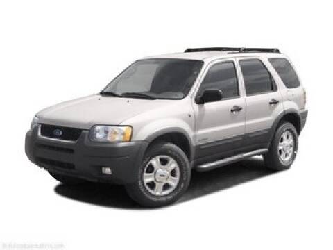 2003 Ford Escape for sale at Winchester Mitsubishi in Winchester VA