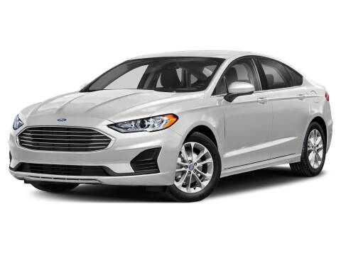 2019 Ford Fusion for sale at Winchester Mitsubishi in Winchester VA