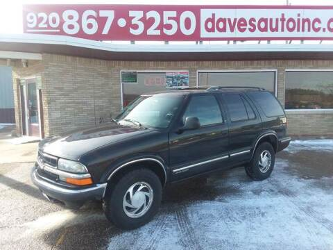 Used Chevrolet Blazer For Sale In Wisconsin Carsforsale Com