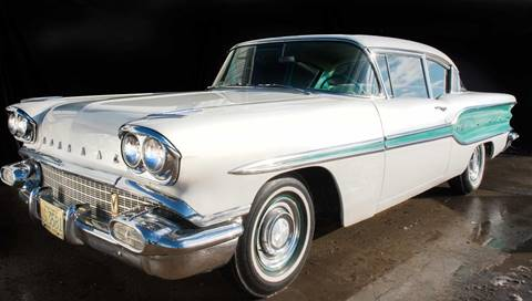 1958 Pontiac Chieftain for sale at Professional Motor Sales in South Boardman MI