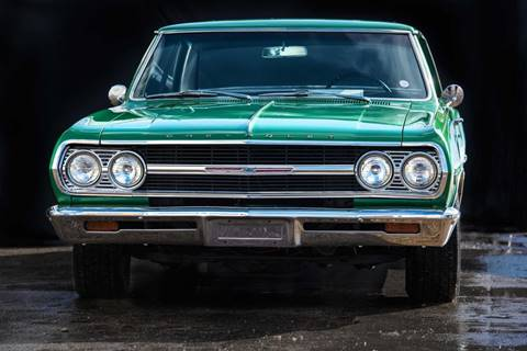 1965 Chevrolet Malibu for sale at Professional Motor Sales in South Boardman MI