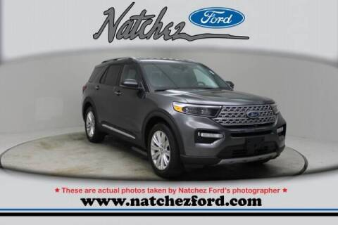 2020 Ford Explorer for sale at Auto Group South - Natchez Ford Lincoln in Natchez MS