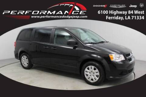 2020 Dodge Grand Caravan for sale at Auto Group South - Performance Dodge Chrysler Jeep in Ferriday LA