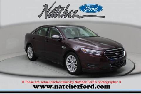 2019 Ford Taurus for sale at Auto Group South - Natchez Ford Lincoln in Natchez MS