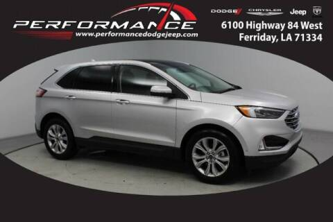 2019 Ford Edge for sale at Auto Group South - Performance Dodge Chrysler Jeep in Ferriday LA
