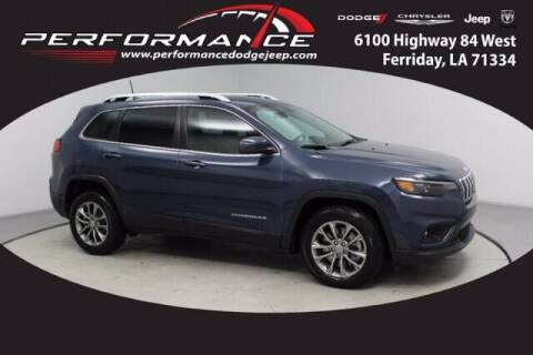 2020 Jeep Cherokee for sale at Auto Group South - Performance Dodge Chrysler Jeep in Ferriday LA