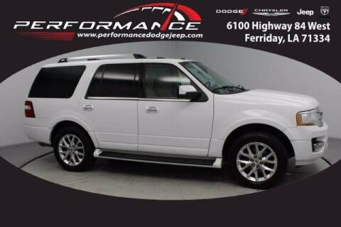 2016 Ford Expedition for sale at Auto Group South - Performance Dodge Chrysler Jeep in Ferriday LA