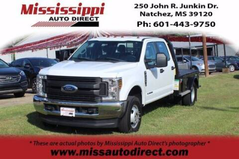 2019 Ford F-350 Super Duty for sale at Auto Group South - Mississippi Auto Direct in Natchez MS