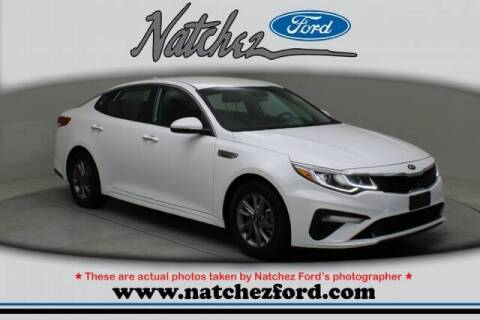 2020 Kia Optima for sale at Auto Group South - Natchez Ford Lincoln in Natchez MS