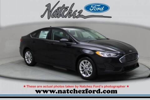 2020 Ford Fusion for sale at Auto Group South - Natchez Ford Lincoln in Natchez MS