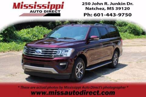2020 Ford Expedition MAX for sale at Auto Group South - Mississippi Auto Direct in Natchez MS