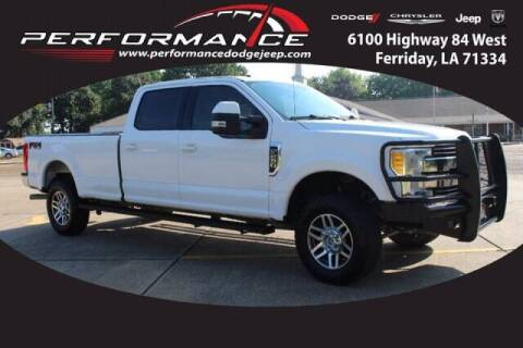 2017 Ford F-250 Super Duty for sale at Auto Group South - Performance Dodge Chrysler Jeep in Ferriday LA