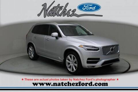 2018 Volvo XC90 for sale at Auto Group South - Natchez Ford Lincoln in Natchez MS