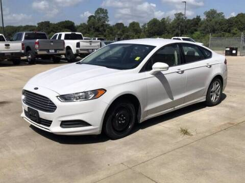 2016 Ford Fusion for sale at Auto Group South - Performance Dodge Chrysler Jeep in Ferriday LA