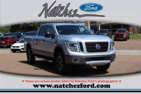 2018 Nissan Titan XD for sale at Auto Group South - Natchez Ford Lincoln in Natchez MS