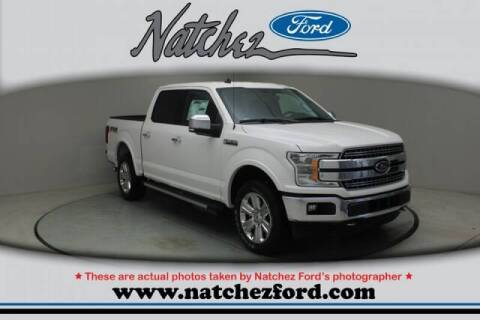 2020 Ford F-150 for sale at Auto Group South - Natchez Ford Lincoln in Natchez MS