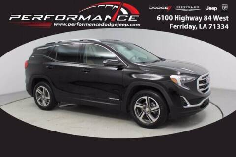 2018 GMC Terrain for sale at Auto Group South - Performance Dodge Chrysler Jeep in Ferriday LA