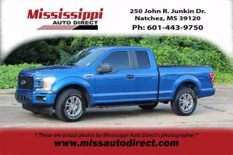 2018 Ford F-150 for sale at Auto Group South - Mississippi Auto Direct in Natchez MS