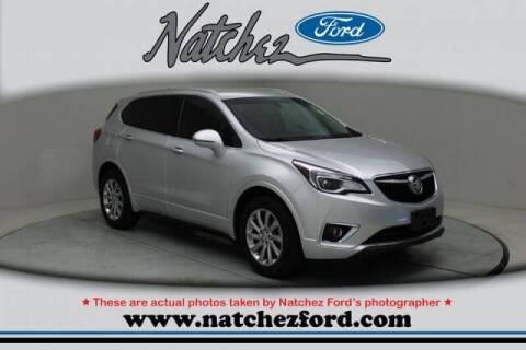 2019 Buick Envision for sale at Auto Group South - Natchez Ford Lincoln in Natchez MS
