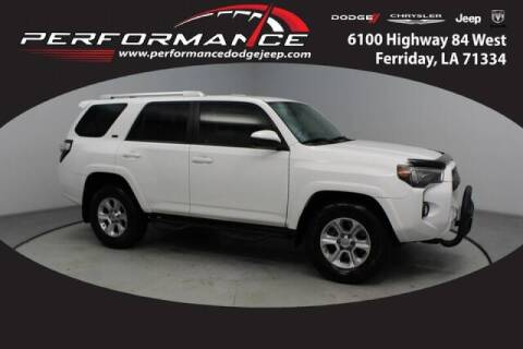 2018 Toyota 4Runner for sale at Auto Group South - Performance Dodge Chrysler Jeep in Ferriday LA