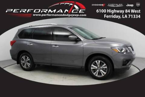 2019 Nissan Pathfinder for sale at Auto Group South - Performance Dodge Chrysler Jeep in Ferriday LA