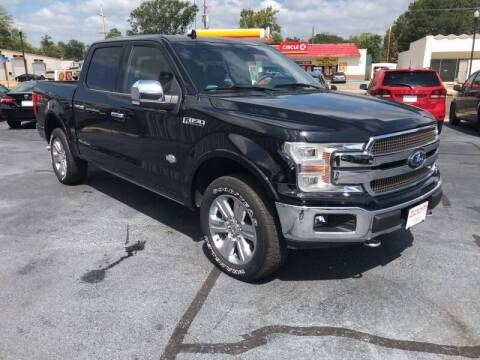 2018 Ford F-150 for sale at Auto Group South - Idom Auto Sales in Monroe LA