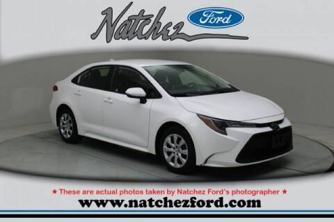 2020 Toyota Corolla for sale at Auto Group South - Natchez Ford Lincoln in Natchez MS