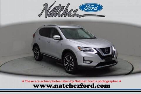 2019 Nissan Rogue for sale at Auto Group South - Natchez Ford Lincoln in Natchez MS