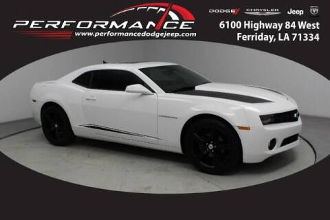 2010 Chevrolet Camaro for sale at Auto Group South - Performance Dodge Chrysler Jeep in Ferriday LA