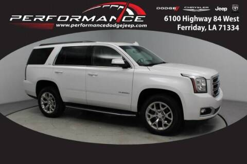 2017 GMC Yukon for sale at Auto Group South - Performance Dodge Chrysler Jeep in Ferriday LA