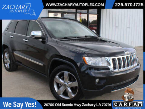2012 Jeep Grand Cherokee for sale at Auto Group South in Natchez MS