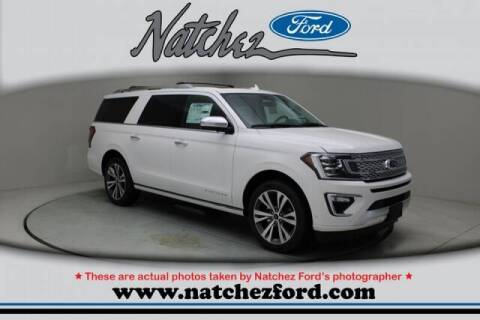 2020 Ford Expedition MAX for sale at Auto Group South - Natchez Ford Lincoln in Natchez MS