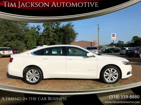 2019 Chevrolet Impala for sale at Auto Group South - Tim Jackson Automotive in Jonesville LA