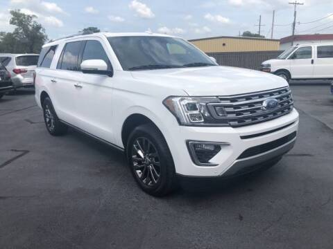 2019 Ford Expedition MAX for sale at Auto Group South - Idom Auto Sales in Monroe LA