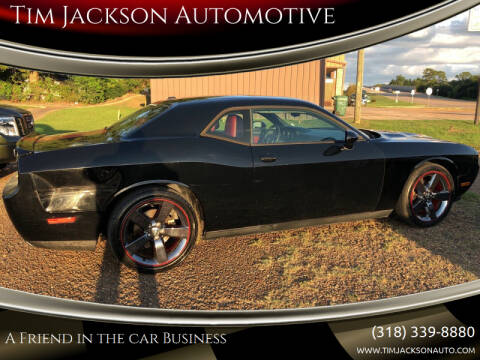2013 Dodge Challenger for sale at Auto Group South - Tim Jackson Automotive in Jonesville LA