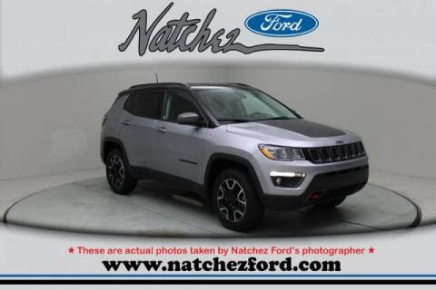 2019 Jeep Compass for sale at Auto Group South - Natchez Ford Lincoln in Natchez MS