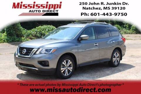 2018 Nissan Pathfinder for sale at Auto Group South - Mississippi Auto Direct in Natchez MS