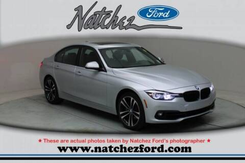 2018 BMW 3 Series for sale at Auto Group South - Natchez Ford Lincoln in Natchez MS
