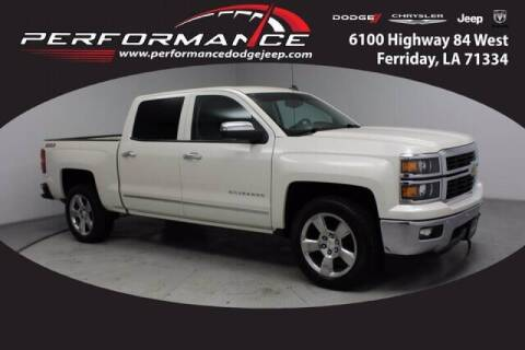 2014 Chevrolet Silverado 1500 for sale at Auto Group South - Performance Dodge Chrysler Jeep in Ferriday LA