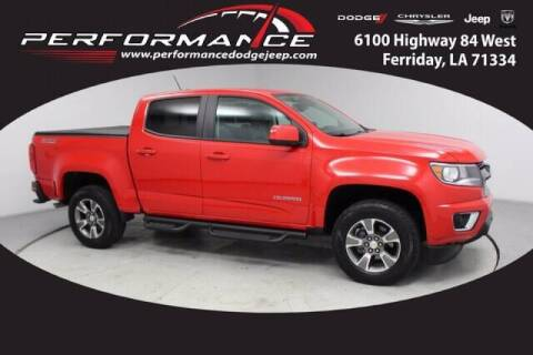 2017 Chevrolet Colorado for sale at Auto Group South - Performance Dodge Chrysler Jeep in Ferriday LA