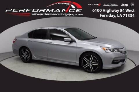 2017 Honda Accord for sale at Auto Group South - Performance Dodge Chrysler Jeep in Ferriday LA