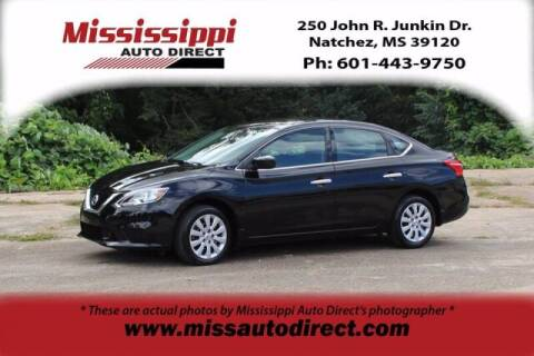 2018 Nissan Sentra for sale at Auto Group South - Mississippi Auto Direct in Natchez MS
