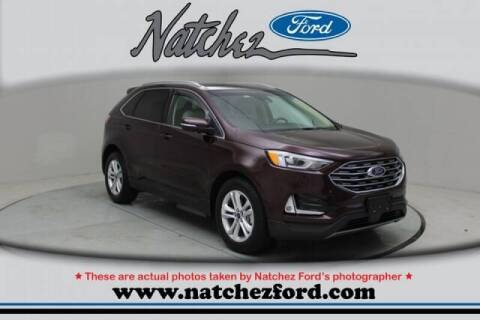2019 Ford Edge for sale at Auto Group South - Natchez Ford Lincoln in Natchez MS
