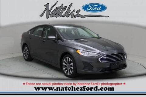 2019 Ford Fusion for sale at Auto Group South - Natchez Ford Lincoln in Natchez MS