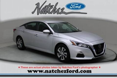 2019 Nissan Altima for sale at Auto Group South - Natchez Ford Lincoln in Natchez MS