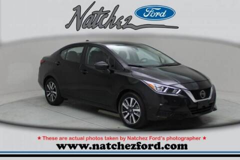 2020 Nissan Versa for sale at Auto Group South - Natchez Ford Lincoln in Natchez MS