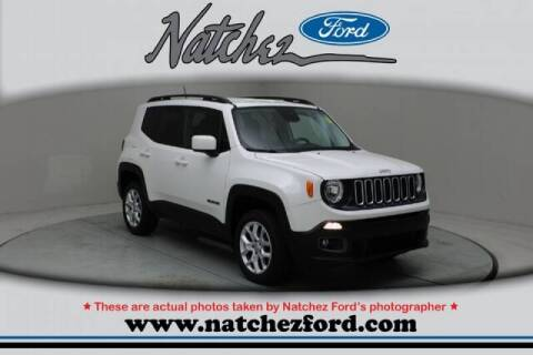 2016 Jeep Renegade for sale at Auto Group South - Natchez Ford Lincoln in Natchez MS
